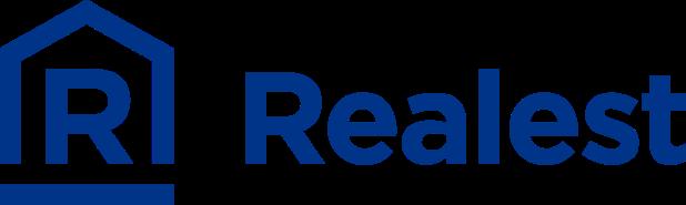 Realest Logo - Horizontal Ver